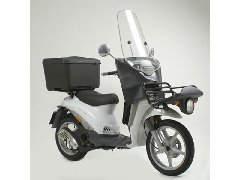 PIAGGIO LIBERTY 50 DELIVERY DOUBLE RACK