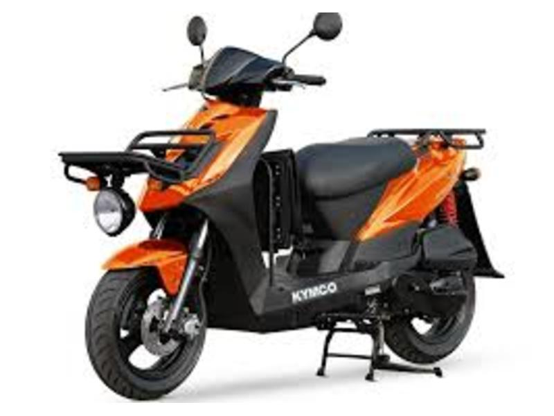 KYMCO CARRY 125 POSTA-PIZZERIE