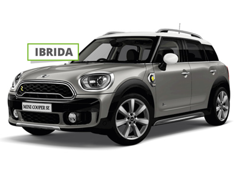 MINI COUNTRYMAN SE ALL4 AT