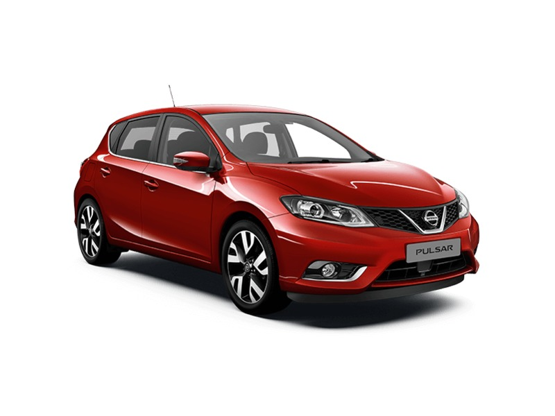NISSAN PULSAR BUSINESS