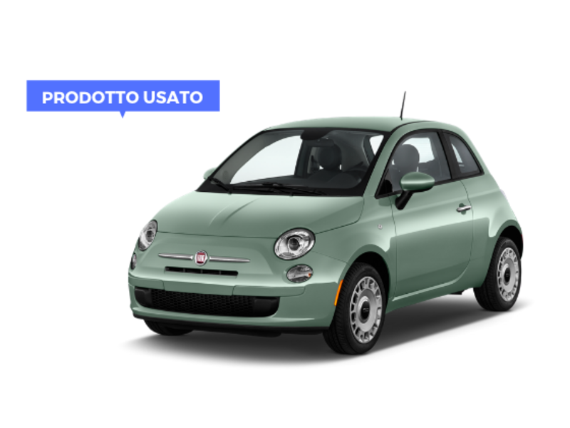 FIAT 500 LOUNGE - Promo Seconda Chance