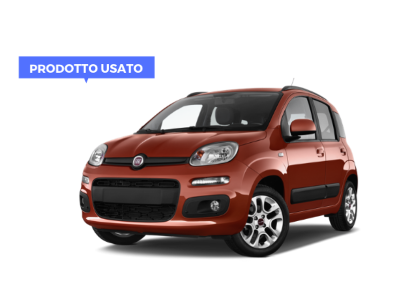 FIAT PANDA - Promo Seconda Chance