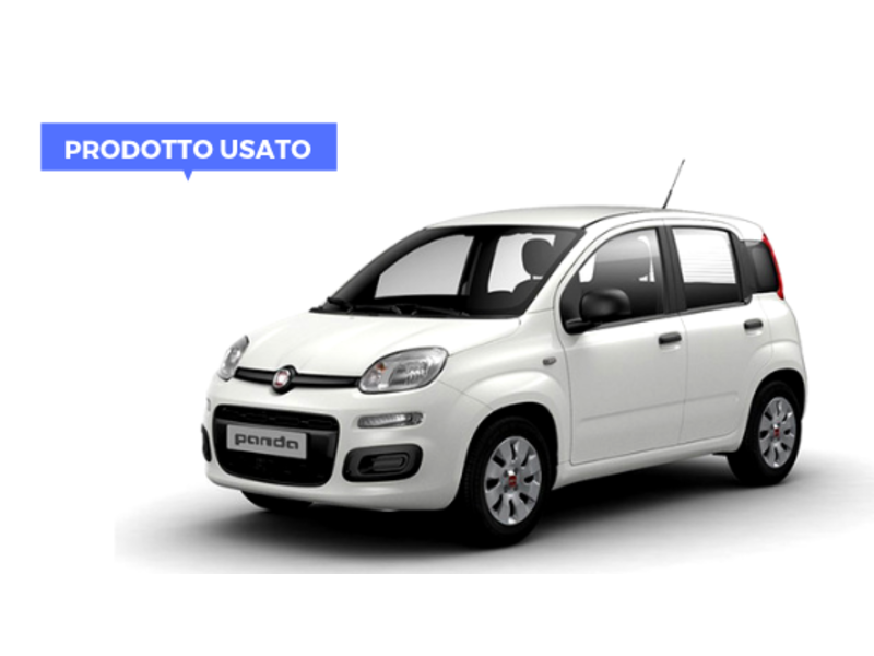 FIAT PANDA 1.2 - Promo Seconda Chance