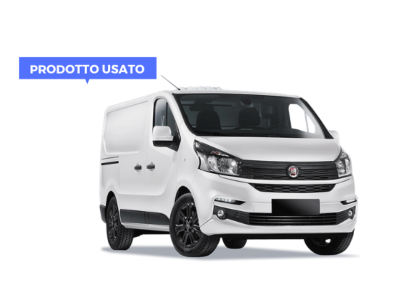 FIAT TALENTO - Promo Seconda Chance