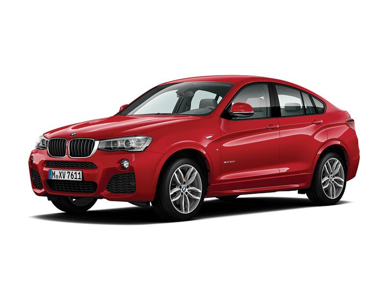 BMW XDRIVE x4