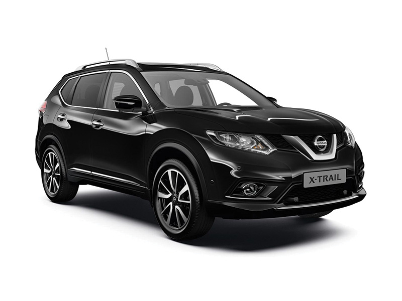 nissan x trail noleggio auto lungo termine. Black Bedroom Furniture Sets. Home Design Ideas